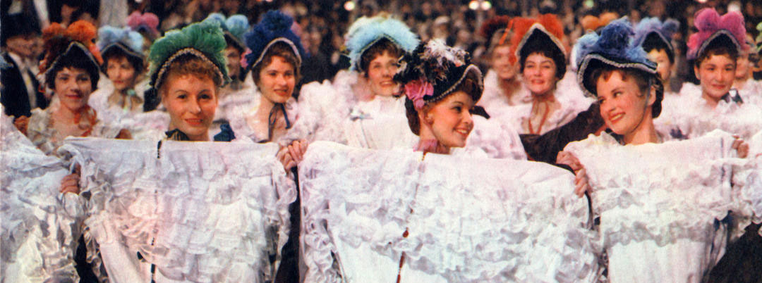 French Cancan de Renoir