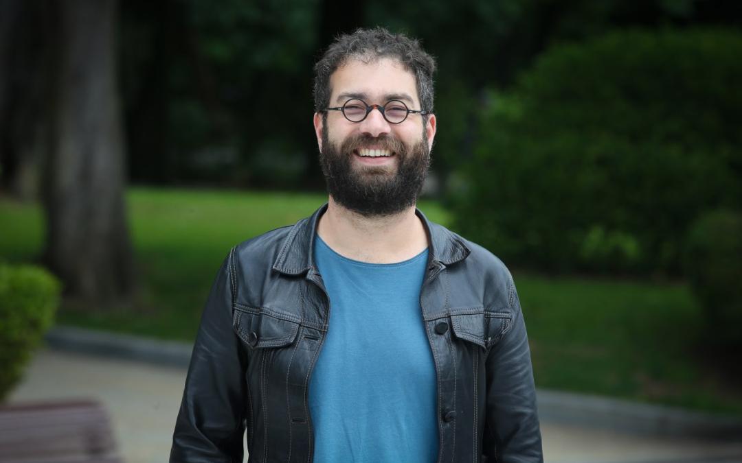 El historiador Diego Díaz Alonso