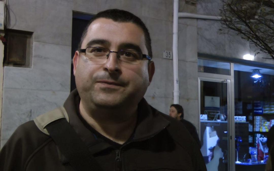 """Pedro Roldán en la presentación del libro """"La rebelión de la cultura en Asturias"""""""