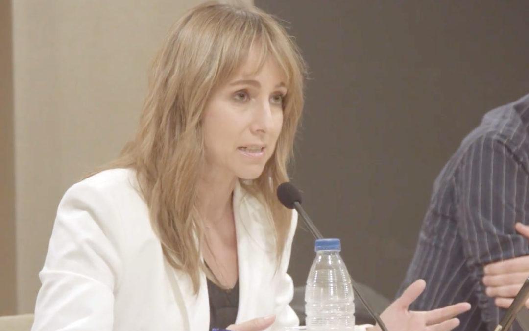 Ana Pardo de Vera en Xixón