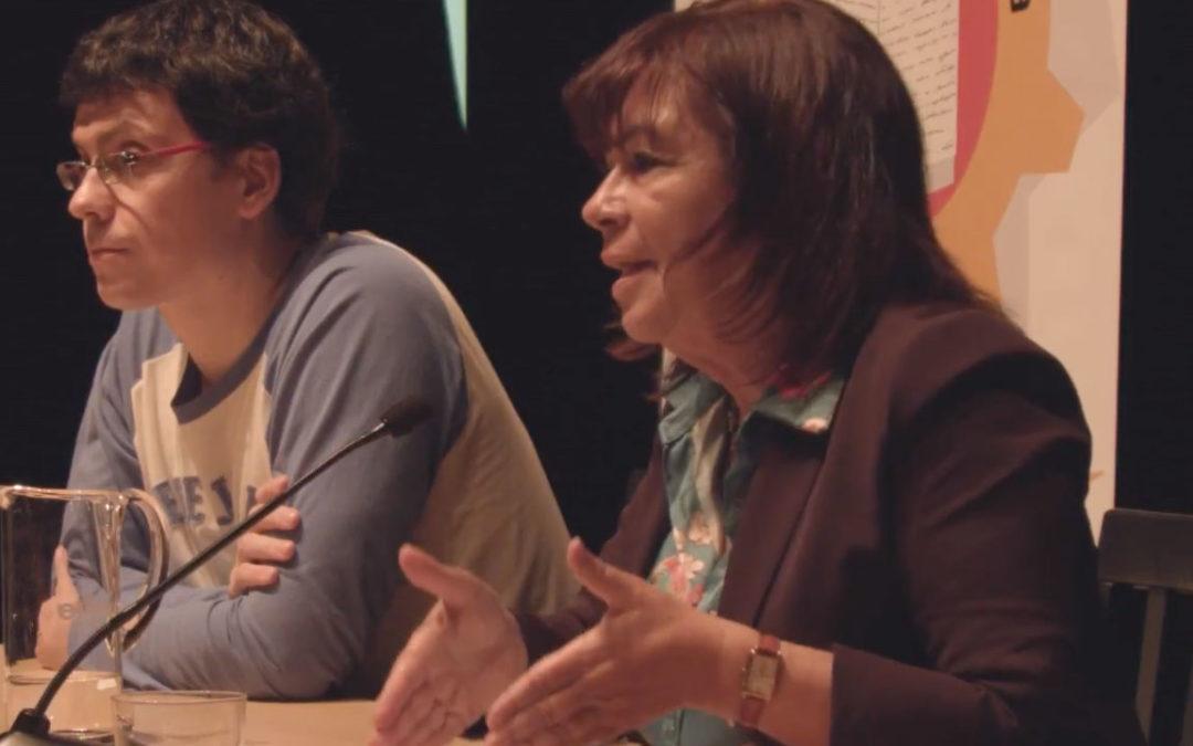 Cristina Narbona en Xixón