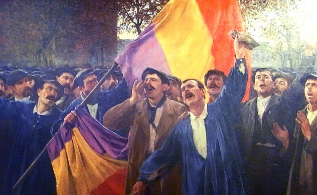 MANIFIESTO 14 de Abril 2020, 89 aniversario de la proclamación de la II República Española.