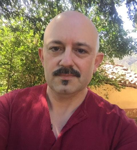 Faustino Zapico, hitoriador y portavozde Izquierda ASturiana (IAS)