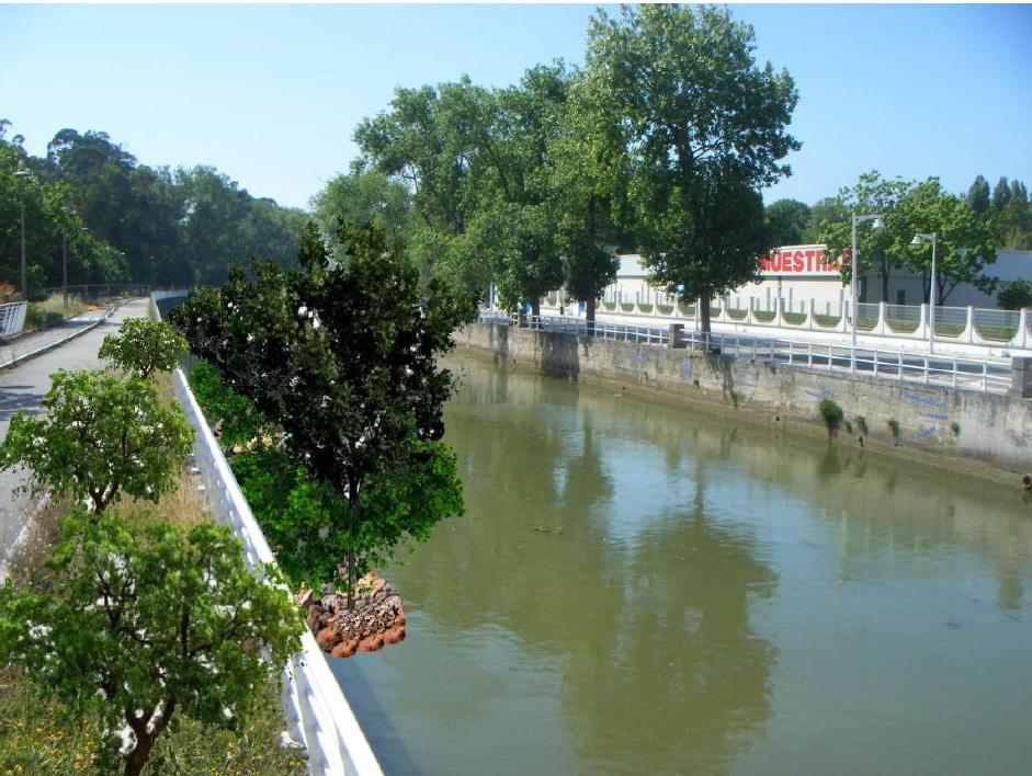 Ríu Piles de Xixón y descontaminación