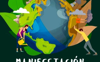 La Cultura apoya la Acción global pol clima