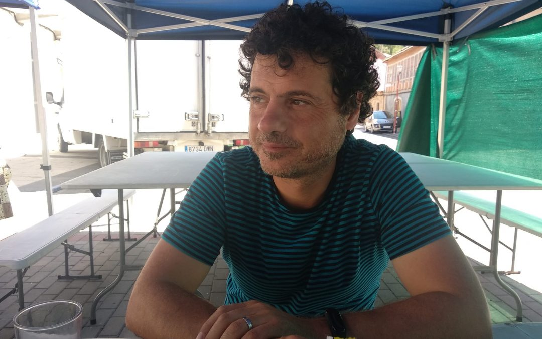 Rafael Posada, Profesor de Geografía e Historia