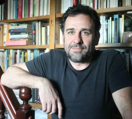 Pablo Huerga Melcón, profesor de Filosofía en el IES Rosario de Acuña